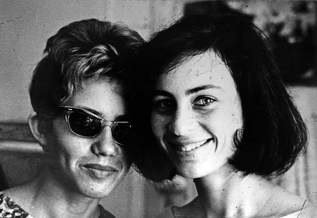 נורית וחוה אלברשטיין