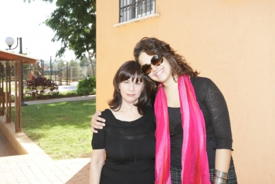 עם מרינה בלומין