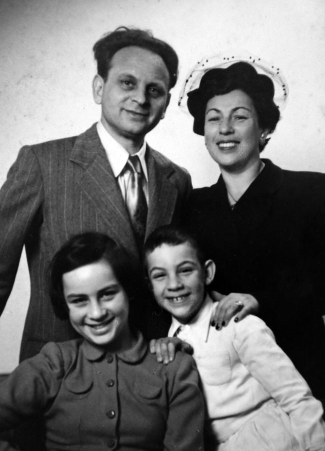 נורית ומשפחת הירש